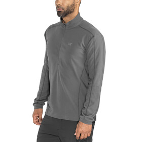 Arc'teryx Delta LT Zip Shirt Men Pilot